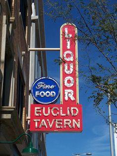 Euclid Tavern Cleveland, Ohio