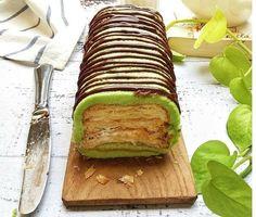 RESEP NAPOLEON CAKE mudah dan gampang cara membuatnya