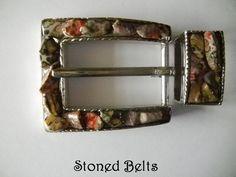 Buckel CRAZY LACE GEMS belts for women womans belt by StonedBelts