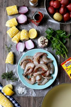 Easy Summer Shrimp B