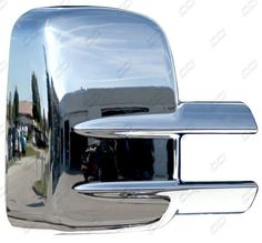For CHEVY Tahoe 2000-2001 02 03 2004 2005 2006 Chrome Mirror Cover Round Top CAP