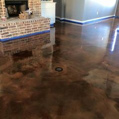 Incredible metallic epoxy flooring in the Lafayette LA area . - Hatton House - Incredible metallic epoxy flooring in the Lafayette LA area . Contact us for a quote! Stained Concrete, Concrete Floors, Acid Concrete, Concrete Design, Lawn Furniture Cushions, Epoxy Floor Basement, Rv Air Conditioner, Metallic Epoxy Floor, Personalized Housewarming Gifts