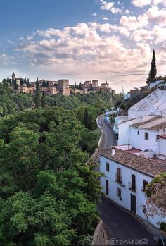 Granada, Andalusia, Mansions, House Styles, Home Decor, Earth, Decoration Home, Grenada, Manor Houses
