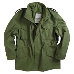 M65 Jacket, Combat Jacket, Military Field Jacket, Military Surplus, Military Uniforms, Jack Nicholson, Outdoor Outfit, Military Fashion, Men Fashion