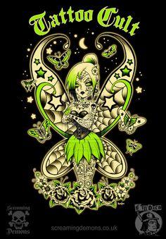 Tattoo Cult 7. by ScreamingDemons.deviantart.com on @deviantART