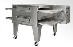 Avantec CO-3242-2 Double-Belt Conveyor Pizza Ovens