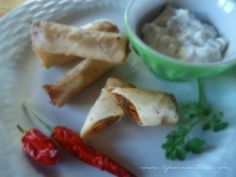 Summer Fresh APPYs Recipe Contest: Thai Curry Beef Lumpia #BlogSF2013 - Life on Manitoulin