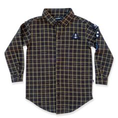 HELLO STRANGER SUNDAY LONG SHIRT size 4 – Baby Divine Button Up, Tees, Shirts, Men Casual, Plaid, Sleeves, Mens Tops, Sunday, How To Wear