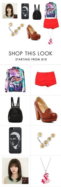 """Love the way you lie"" by nadaanja ❤ liked on Polyvore featuring Matthew Williamson, J.Crew, STELLA McCARTNEY, Bed