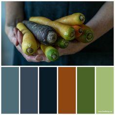 kleurenpalet blauw, groen en oranje – nr.15 Wooden Room, In The Heights, Colours, Decor, Profile, Posts, Website, Wallpapers, User Profile