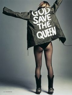 jacket army green jacket sex pistols god save the queen hipster hipster punk punk rock punk grunge kate moss