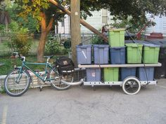 1000 Images About Cargo Bikes On Pinterest Bike