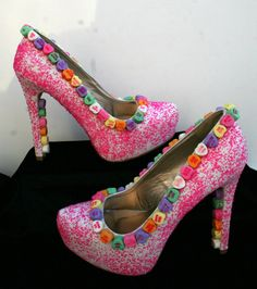 candy shoes - Google Search
