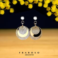 #Fraboso #silver #earrings - 2015 collection