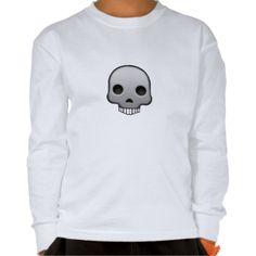 Skull Emoji Shirt