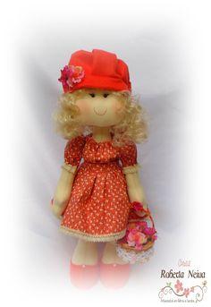 Boneca Gabriela.
