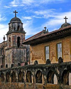 Templo del Santuario, Patzcuaro, Michoacan, Mexico