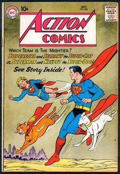 Action Comics, No. 266, DC Comics