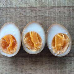 Stop everything! Kun olet kerran maistanut umamisessa, suolaisessa soijaliemessä marinoituja keitettyjä kananmunia, paluuta entiseen ei ole.
