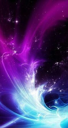 Cosmic purple