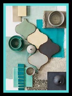 Good Color Scheme. Charcoal, Aqua, Sage U0026 Vanilla #LGLimitlessDesign  #Contest