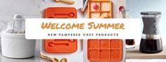 🍦🍦🍦Welcome Summer! Welcome Summer, Pampered Chef, Food, Products, Essen, Meals, Yemek, Gadget, Eten