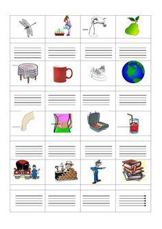 Ő írása 4. Kids And Parenting, Grammar, Alphabet, Language, Teaching, Writing, Education, School, Cards