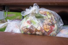 American consumers throw away about 80 billion pounds of food a year, however…