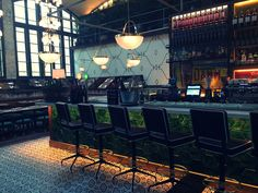 New post on thefittingshoe.com about the new trendy place in Barcelona, El Nacional Restaurant