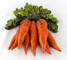 Bunch-of-Carrots - Wall Hanging