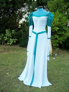 Odette Swan Princess Cosplay Dress RESERVED by cleighcreations, $135.00