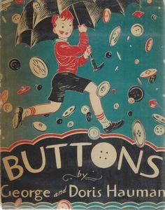 Buttons 1940 HC BOOK