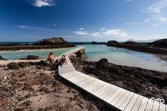 Isla Los Lobos, Fuerteventura, Las Canarias