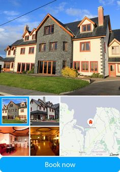Waterfront House (Enniscrone, Eire / Ireland) – Book this hotel at the cheapest price on sefibo.