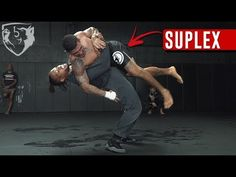 How to Suplex: Instruction & Heavybag Drills - YouTube