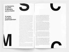 Typographic layouts by Artiva Design – fashion editorial layout Editorial Design Inspiration, Editorial Layout, Typography Inspiration, Layout Inspiration, Design Page, Web Design, Book Design Layout, Print Layout, Logo Design