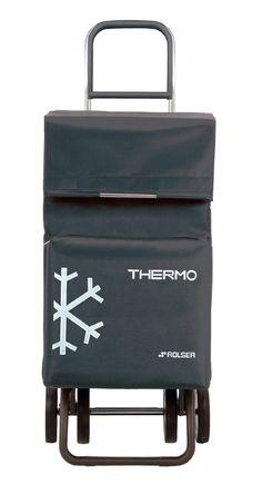 ROLSER Einkaufstroller DOS+2 Thermo Fresh MF Front - Ausführlicher Testbericht
