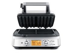 The Waffle Maker That Knows the Correct Cooking Time - Breville