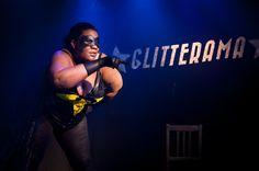 Noéline la Bouche @Glitterama Burlesque Show