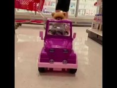 Amazing Jiff in His Jeep at Target - Come with Me Now - YouTube