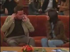 FRIENDS - Chandler's Bloopers @Aryn Pawloski I don't think I've seen this one before!
