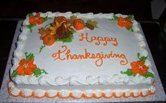 Thanksgiving – Bettycake's Photo's and Thanksgiving Cupcakes, Thanksgiving Favors, Fall Birthday Cakes, Birthday Sheet Cakes, Sheet Cakes Decorated, Holiday Cakes, Christmas Cakes, Turkey Cake, Cake Design Inspiration