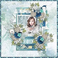 Layout using {Fun Of Winter} Digital Scrapbook Kit by Eudora Designs available at PBP https://www.pickleberrypop.com/shop/manufacturers.php?manufacturerid=173