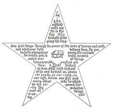 Baha'i amulet for protection