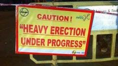 Be very careful.   29 Spelling Mistakes From India That Will Make You Laugh, Cry, And Gag