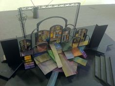 Nina Ball's set model for The Comedy of Errors. Learn more: http://www.calshakes.org/v4/ourplays/2014/2014_comedy.html