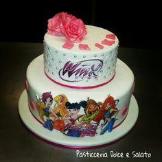 Winx Cake...