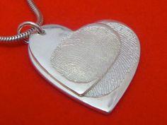 fingerprint+jewellery+necklace+descending+by+LittleImpJewellery,+£90.00