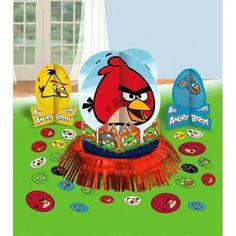Angry Birds - Ensemble de Décoration de Table