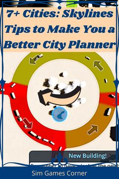 Struggling with your city in the Cities: Skylines game? These Cities: Skylines tips will make you a better city planner and make the perfect city. Learn about land value, policies, road structure, and more. Read these Cities: Skylines tips to learn more!! It is bound to give you ideas on city layout and help make your Cities: Skylines city beautiful. #gaming #citiesskylines #simulationgames